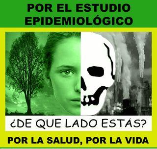 PLATAFORMA POR EL ESTUDIO EPIDEMIOLOGICO.